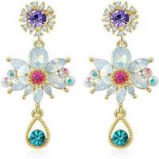 Unique Fashion Hanging Fancy Wear Earrings for Girls and Women