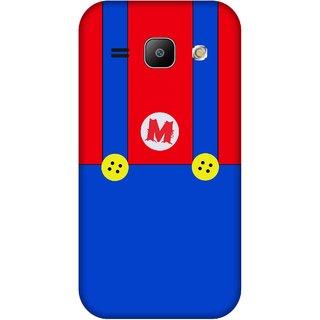 Print Opera Hard Plastic Designer Printed Phone Cover for Samsung Galaxy J1 2015 M alphabet