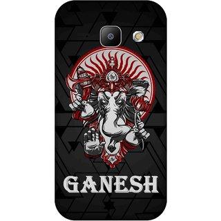 Print Opera Hard Plastic Designer Printed Phone Cover for Samsung Galaxy J1 2015 Ganesh