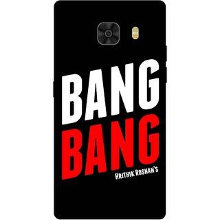 Print Opera Hard Plastic Designer Printed Phone Cover for Samsung Galaxy C9 Pro Bang Bang