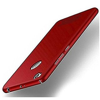 Redmi 4 Plain Cases 2Bro - Red