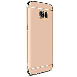 Samsung Galaxy C9 Pro Plain Cases ClickAway - Golden