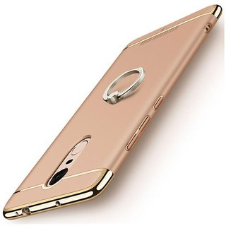 Redmi Note 4 Plain Cases ClickAway - Golden