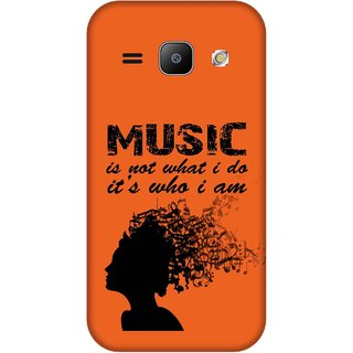Print Opera Hard Plastic Designer Printed Phone Cover for Samsung Galaxy J1 2015 Music