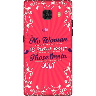 Print Opera Hard Plastic Designer Printed Phone Cover for Samsung Galaxy C9 Pro Perfect woman born in july