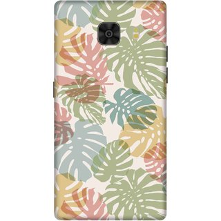 Print Opera Hard Plastic Designer Printed Phone Cover for Samsung Galaxy C9 Pro Leaves