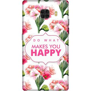 Print Opera Hard Plastic Designer Printed Phone Cover for Samsung Galaxy C9 Pro Do What Makes You Happy