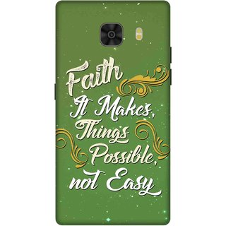 Print Opera Hard Plastic Designer Printed Phone Cover for Samsung Galaxy C9 Pro Quote on faith