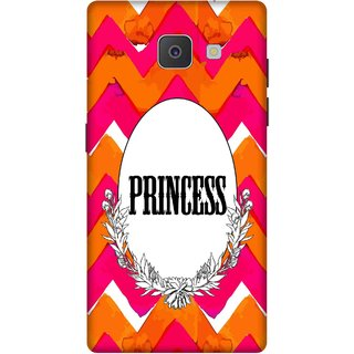 Print Opera Hard Plastic Designer Printed Phone Cover for Samsung Galaxy J7 Prime/Samsung Galaxy On7 2016 Princess with flowers