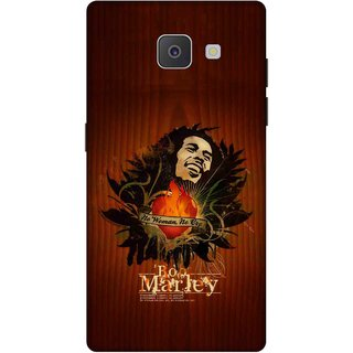 Print Opera Hard Plastic Designer Printed Phone Cover for Samsung Galaxy J7 Prime/Samsung Galaxy On7 2016 No women no cry wooden