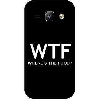 Print Opera Hard Plastic Designer Printed Phone Cover for Samsung Galaxy J1 2015 Typography