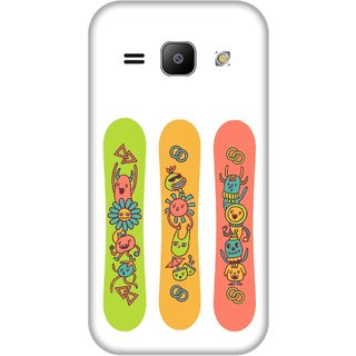 Print Opera Hard Plastic Designer Printed Phone Cover for Samsung Galaxy J1 2015 Artistic cartoons
