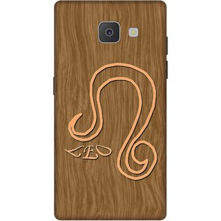 Print Opera Hard Plastic Designer Printed Phone Cover for Samsung Galaxy J7 Prime/Samsung Galaxy On7 2016 Leo