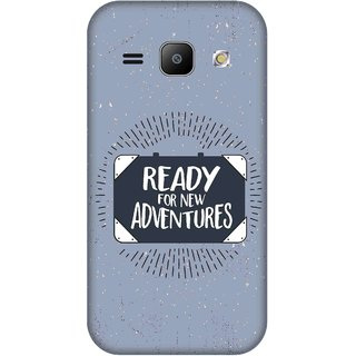 Print Opera Hard Plastic Designer Printed Phone Cover for Samsung Galaxy J1 2015 Ready for new adventures