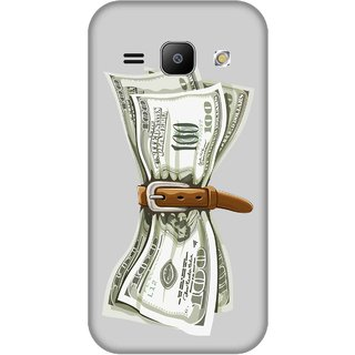 Print Opera Hard Plastic Designer Printed Phone Cover for Samsung Galaxy J1 2015 Money