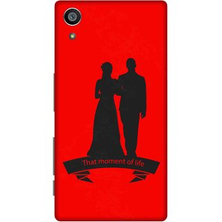 Print Opera Hard Plastic Designer Printed Phone Cover for Sony Xperia Z5 That moment of life