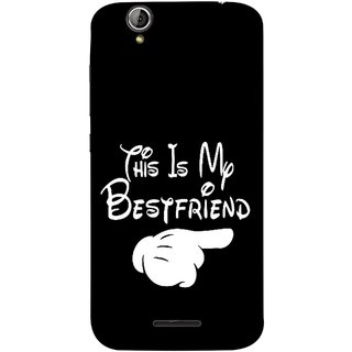 low priced 1e52b 9cfd1 FUSON Designer Back Case Cover For Acer Liquid Z630 :: Acer Liquid Zade  Z630S (Friends Always Together Dosti Yaari Masti Maja Fun)