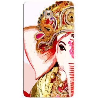 Sketchfab Ganesha  Totu TPU Ultra Thin PREMIUM LATEST DESIGNER PRINTED CASE COVER For Samsung Galaxy C9 Pro