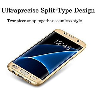 Samsung Galaxy On5 Defender Series Covers ClickAway - Golden