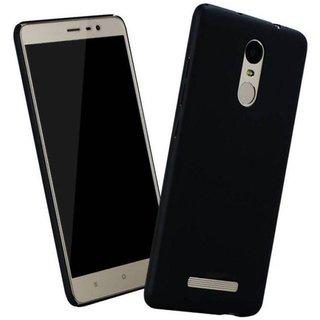 Redmi Note 3 Cover by Mobi Global Store - Black
