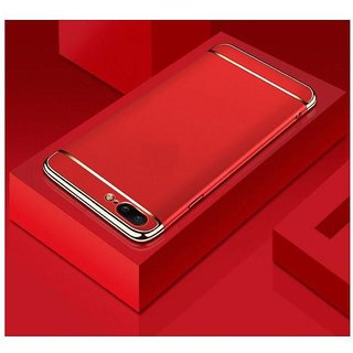 OnePlus 5 Plain Cases 2Bro - Red
