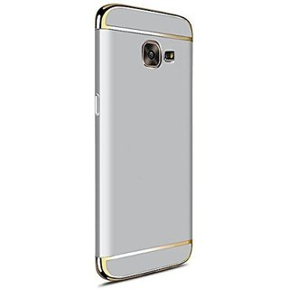 Samsung Galaxy J7 Prime Plain Cases 2Bro - Silver
