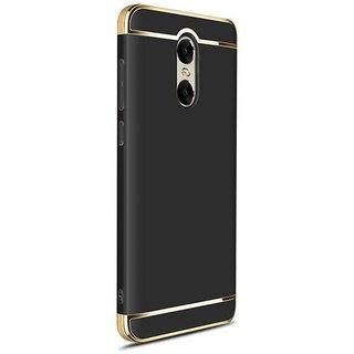 Redmi Note 3 Bumper Cases BIGZOOK - Black