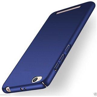 Redmi 4A Plain Cases PKSTAR - Blue