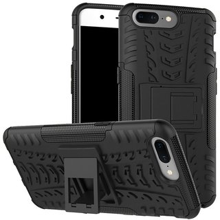 OnePlus 5 Cases with Stands 2Bro - Black