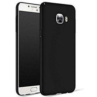 Samsung Galaxy C9 Pro Plain Cases 2Bro - Black