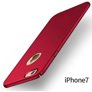 Oppo F1s Plain Cases Finaux - Red