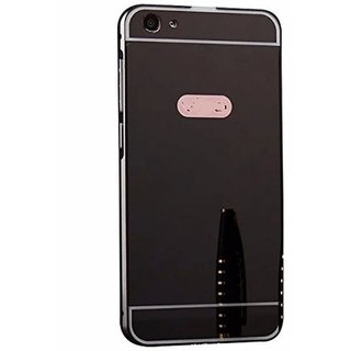 Vivo V5 Mirror Back Covers 2Bro - Black