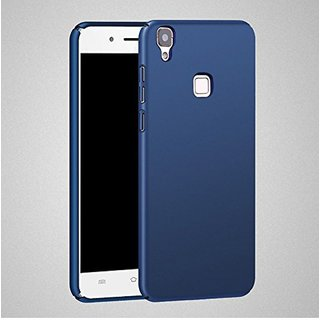 Vivo V3 Plain Cases KTC - Blue