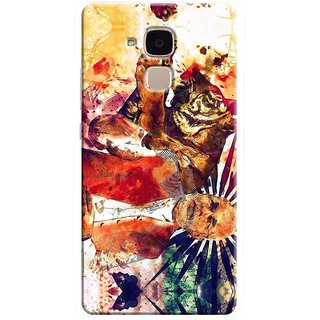 Sketchfab Modi Ji  Totu TPU Ultra Thin PREMIUM LATEST DESIGNER PRINTED CASE COVER For Huawei Honor 5C