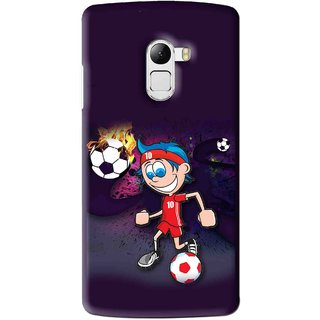 Snooky Printed  Mobile Back Cover For  - Puple