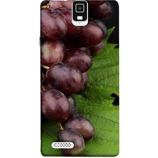 FUSON Designer Back Case Cover For Infocus M330 (Nature Farm Wine Organic Farm Agriculture Autumn )