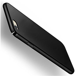 Oppo F3 plus Plain Cases KTC - Black