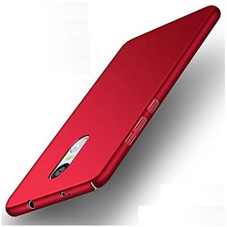 Redmi Note 4 Plain Cases 2Bro - Red
