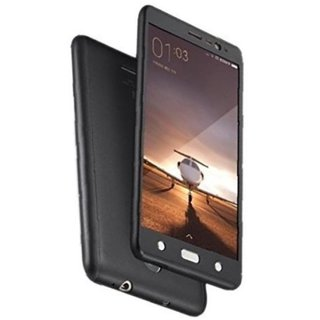 Redmi Note 4 Shock Proof Case Aw Mart - Black
