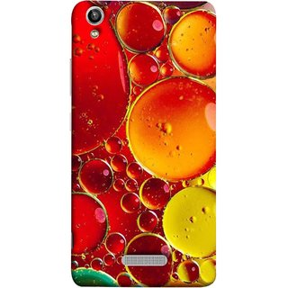 FUSON Designer Back Case Cover For Lava Pixel V1 (Watercolor Colorful Holiday Sketch Oil Painting )