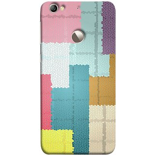 FUSON Designer Back Case Cover For LeEco Le 1s :: LeEco Le 1s Eco :: LeTV 1S (Ceramic Tiles Hall Bathroom Home Decor Pattern)