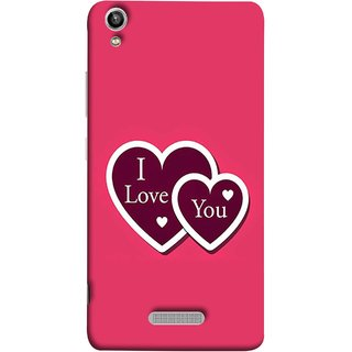 FUSON Designer Back Case Cover For Lava Pixel V1 (Pink Red Wallpapers Boyfriends Pure True Relations)