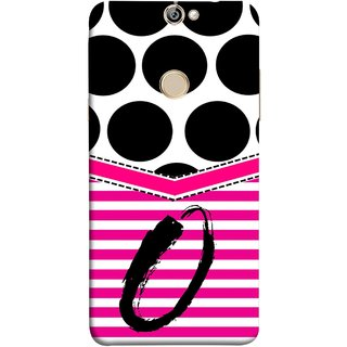 FUSON Designer Back Case Cover For Coolpad Max (Beautiful Cute Nice Couples Pink Design Paper Girly O)