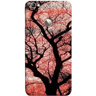 FUSON Designer Back Case Cover For LeEco Le 1s :: LeEco Le 1s Eco :: LeTV 1S (Trees Gardens Big Old Jungle Branches Birds Singing)