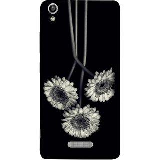 FUSON Designer Back Case Cover For Lava Pixel V1 (Fabric Prints Paperart Valentine Lovers Artwork Design)