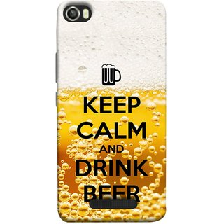 FUSON Designer Back Case Cover For Lava Iris X8 (Beer Sign Glasses Bubbles Daaru Drink Wine Vodka)