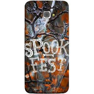 FUSON Designer Back Case Cover For InFocus M350 (Halloween Wallpaper Backgrounds Photos Gothic Art)