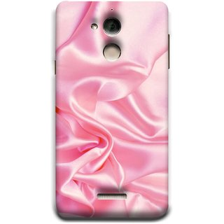 FUSON Designer Back Case Cover For Coolpad Note 5 (Pinky Girly Girls Womens Design Pattern Babies Soft )
