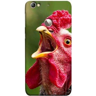 FUSON Designer Back Case Cover For LeEco Le 1s :: LeEco Le 1s Eco :: LeTV 1S (A Crowing Chicken Green Grass Village Morning )