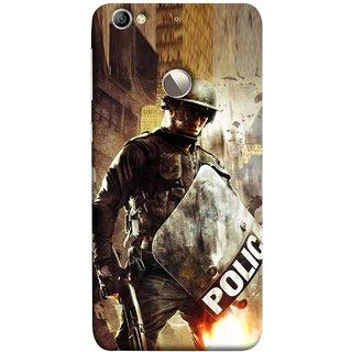 FUSON Designer Back Case Cover For LeEco Le 1s :: LeEco Le 1s Eco :: LeTV 1S (Photograph Movie Scene Anti Terror Sqad Attacks )